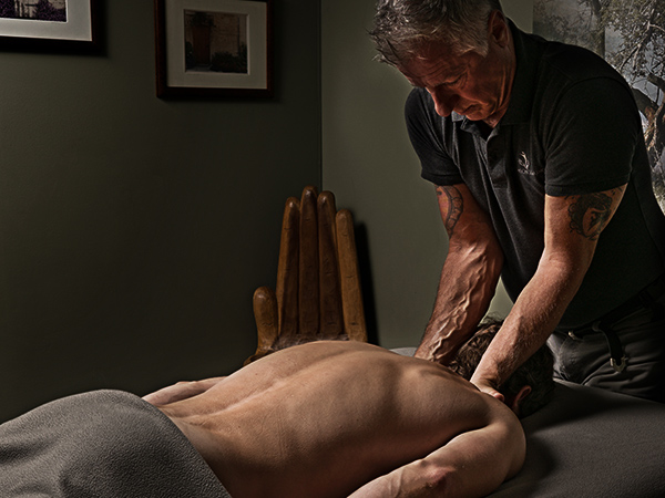 Hands-On Healing Manual Therapy